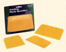 Finishing Plastic Spreaders (3 Size)